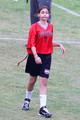 MJ's Daughter Paris Play's Flag Football at her Private School in LA :D 10.25.11 - michael-jackson photo