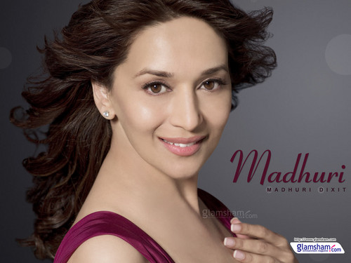 Madhuri Dixit wallpaper with a portrait and attractiveness called Madhuri