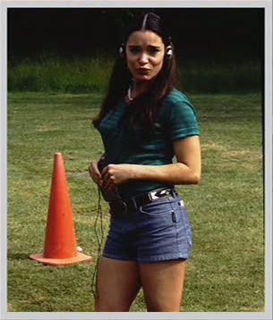 Marguerite in Wet Hot American Summer