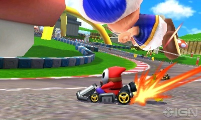 Mario Kart wallpaper entitled Mario Kart 7