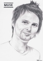 Matthew Bellamy - muse fan art