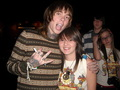 Me and Chris - nevershoutnever photo