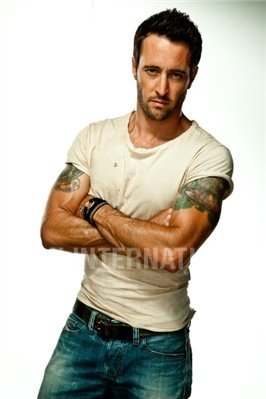 Alex O'Loughlin wallpaper called Men's Fitness Outtakes <3