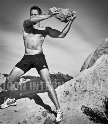 Men&#39;s Fitness Outtakes &lt;3 - alex-oloughlin Photo