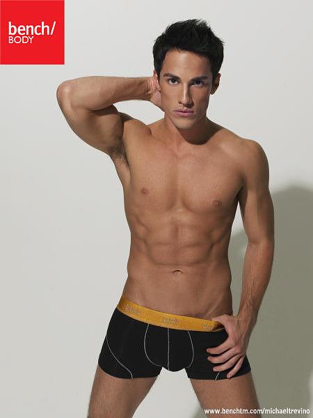 Michael Trevino for Bench Body