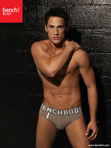 Michael Trevino for Bench Body