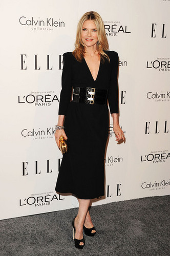 Michelle Pfeiffer - ELLE's 18th Annual Women in Hollywood Tribute