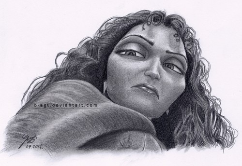 Mother Gothel por b-agt