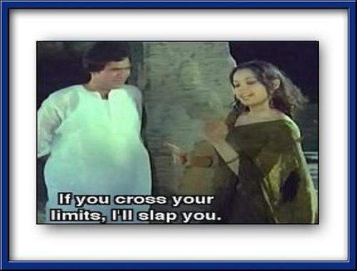 Mumtaz & Super estrella Rajesh Khanna