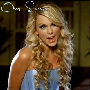 Pics For > Taylor Swift Our Song Album Cover