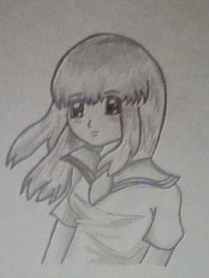 Http Www Fanpop Com Clubs Anime Drawing Images 26381879 Title First Anime Drawing Photo
