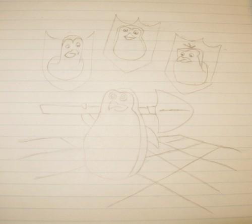 Kowalski's Sketch