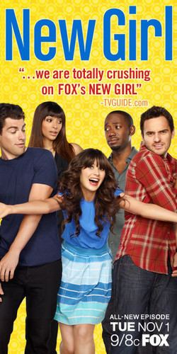 New Girl Advertisment