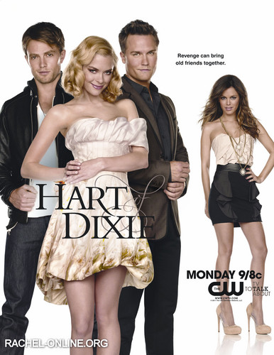 New 'Hart Of Dixie' promotional posters [HQ]
