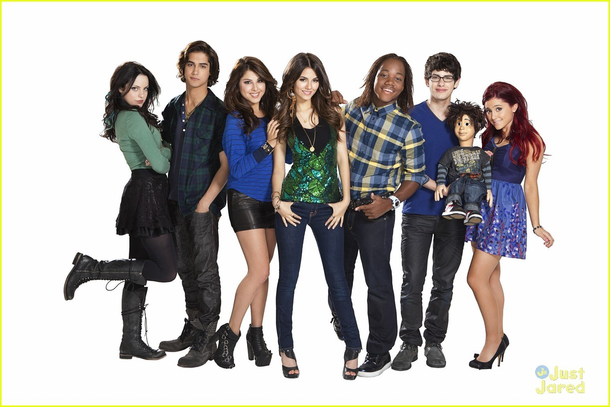 New 'Victorious' Season Two Promo Pics! - Victorious Photo (26369160 ... Victorious Beck And Cat Kiss