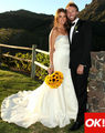 New Wedding pic from OK! magazine
