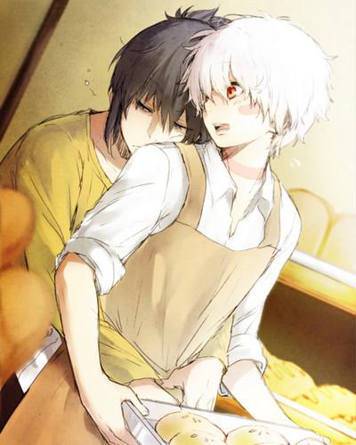 Nezumi and Sion