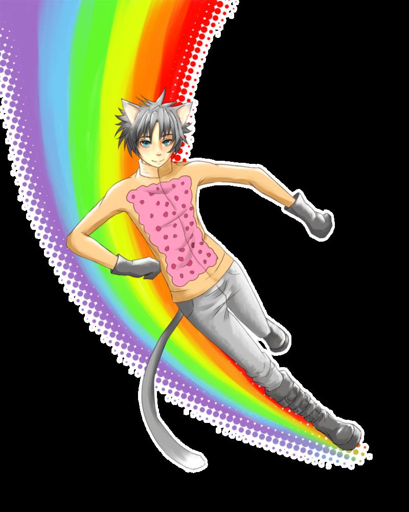 Nyan catboy