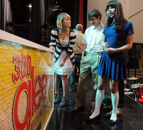 """Oct 27: """"GLEE"""" 300th Musical Performance Special Taping"""
