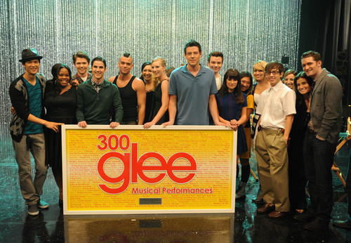 "Oct 27: ""GLEE"" 300th Musical Performance Special Taping"