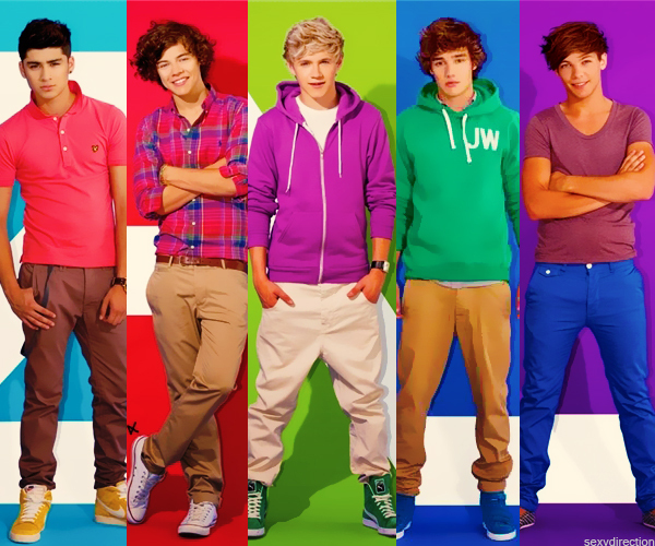 One Direction (myedits)