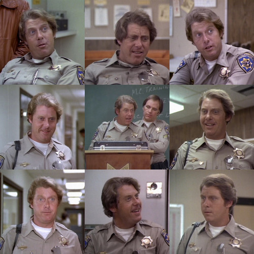 Paul Linke as Grossman in CHiPs