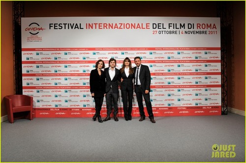 Penelope Cruz & Emile Hirsch: Rome Film Festival! - penelope-cruz Photo