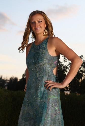Petra Kvitova fashion