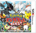 Pokemon Rumble Blast - pokemon-black-and-white photo