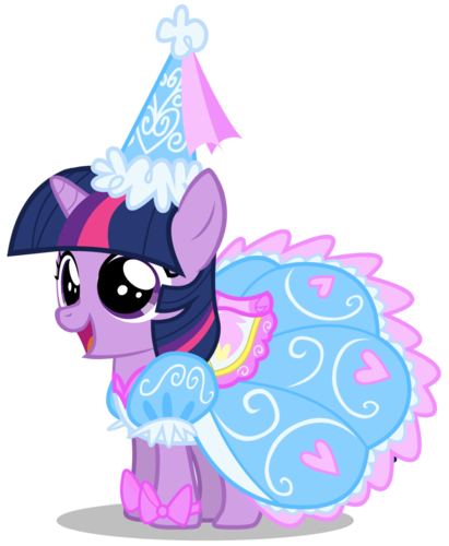 My Little pony - Freundschaft ist Magie Hintergrund probably containing a cupcake entitled Pretty Princess
