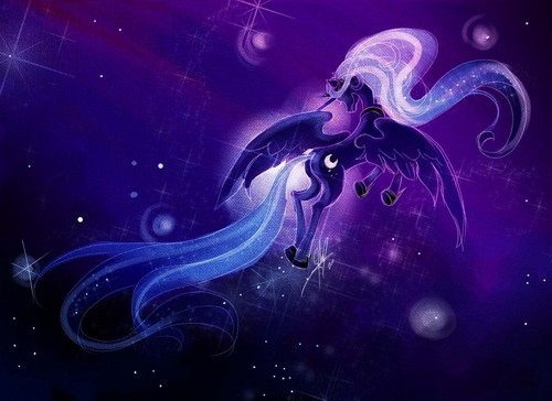 Princess Luna~!