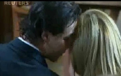 Rafa Nadal gentle kisses with Shakira ! - youtube Photo