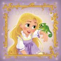 Rapunzel Child by Gilson