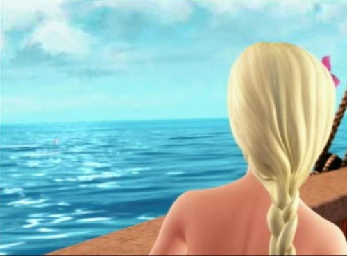 Barbie as the island princess wallpaper entitled Ro/sella