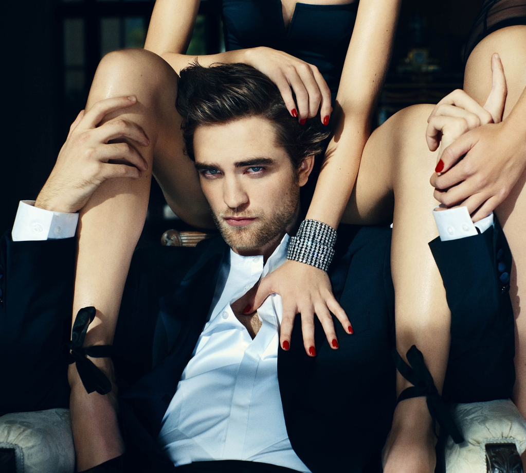 Robert Pattinson in UHQ Details outtakes