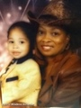 Roc with his Mother