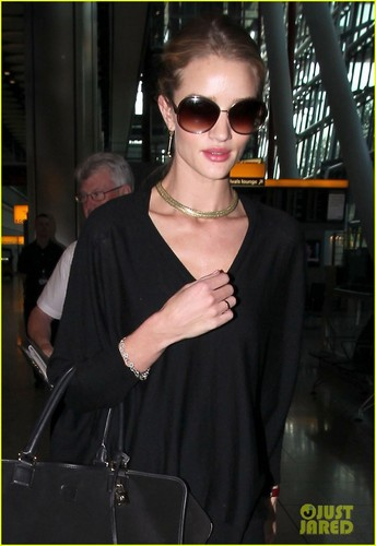 Rosie Huntington-Whiteley: It's A Great năm For Me!