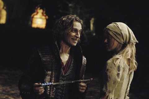 Rumpelstiltskin and Cinderella