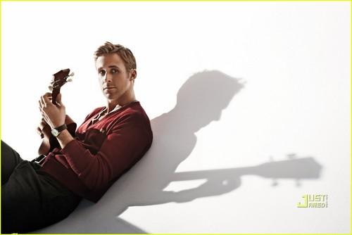 Ryan 小鹅, gosling, 高斯林 Covers 'New York' Magazine