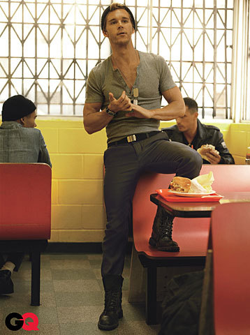Ryan Kwanten for GQ