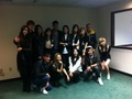 SNSD otgether with the U.K BOY BAND *THE WANTED*