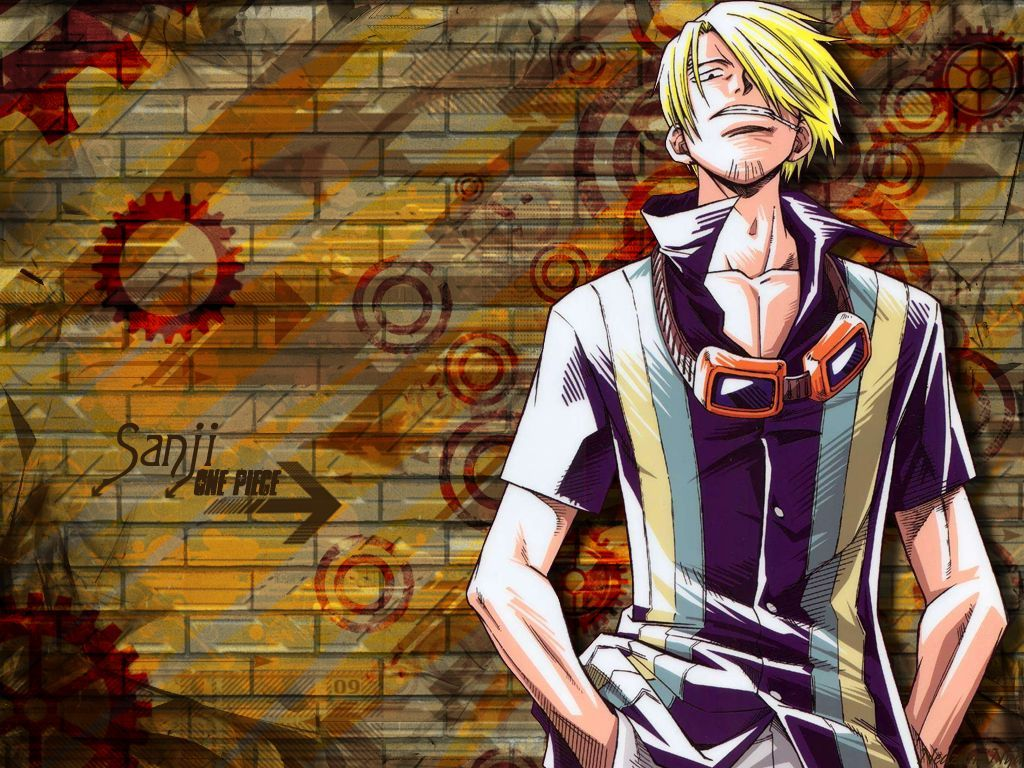 One Piece Images Sanji HD Wallpaper And Background Photos