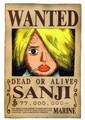 Sanji - one-piece photo
