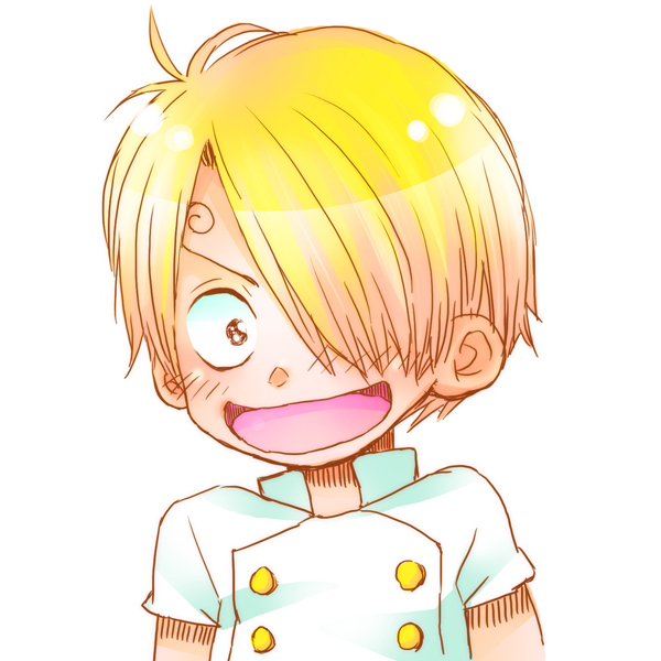 Sanji - One Piece Fan ... Luffy 2 Years Later Haki