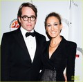 Sarah Jessica Parker: NY City Center with Matthew Broderick! - sarah-jessica-parker photo