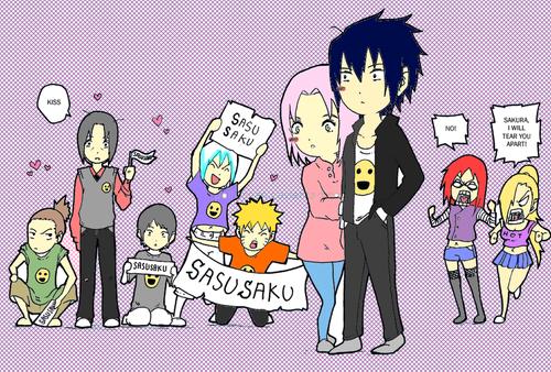 Sasuke प्रेमी