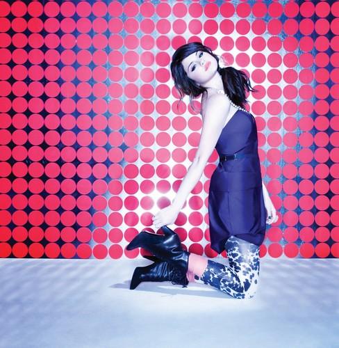 Selena Gome 吻乐队(Kiss) & Tell PhotoShoot