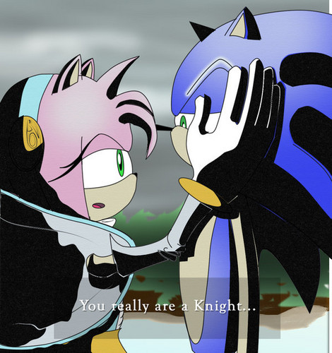 Sonamy-A real Knight