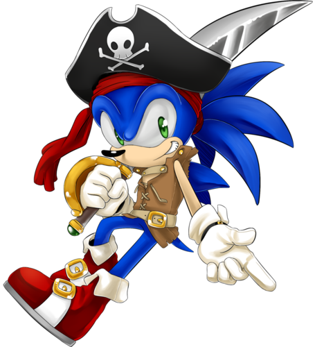 Sonic Pirate