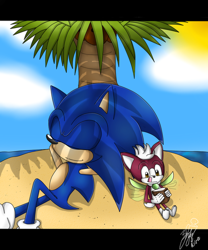 Sonic and Chip